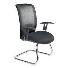 <strong>Creative Images International</strong> Ergonomic Mesh Visitor Chair