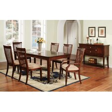 Topaz 7 Piece Dining Set