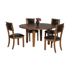 <strong>Winners Only, Inc.</strong> Westchester 5 Piece Dining Set