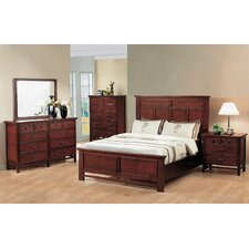 Willow Creek Panel Bedroom Collection