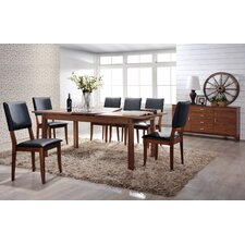 Denmark 7 Piece Dining Set