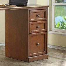 """Horizon 30"""" H x 16"""" W Desk File Pedestal"""