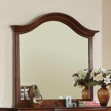 Renaissance Crown Top Dresser Mirror