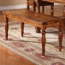 Grand Estate Wood Kitchen Bench
