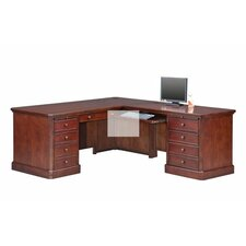 "<strong>Winners Only, Inc.</strong> 72"" Desk with Return"