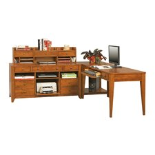 "Topaz 13.5"" H x 55.5"" W Desk Hutch"