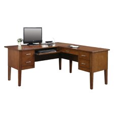 <strong>Winners Only, Inc.</strong> Desk with Return