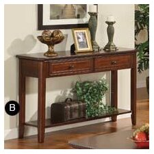 <strong>Winners Only, Inc.</strong> Topaz Console Table