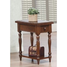 Quails Run Chairside Table