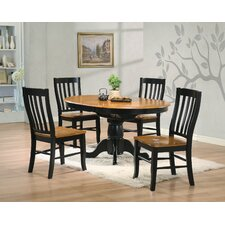 Quails Run 5 Piece Dining Set