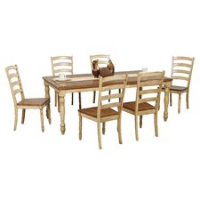 Quails Run 7 Piece Dining Set