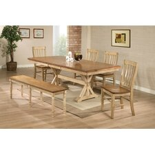 <strong>Winners Only, Inc.</strong> Quails Run 6 Piece Dining Set
