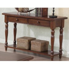 Quails Run Console Table