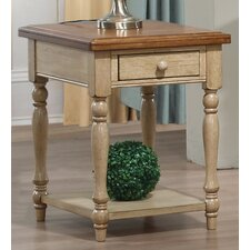 Quails Run End Table