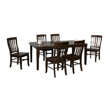Santa Fe 7 Piece Dining Set