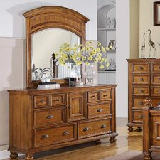 <strong>Winners Only, Inc.</strong> Newport 6 Drawer Dresser