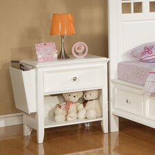 Del Mar 1 Drawer Nightstand