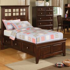 Del Mar Storage Panel Bed