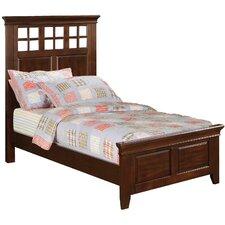 Del Mar Panel Bed