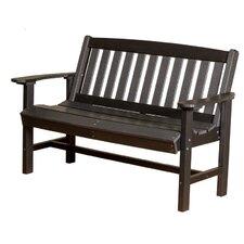 Classic Poly Lumber Garden Bench