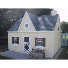 Victorian Large Playhouse Kit with No Floor