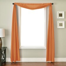<strong>Softline Home Fashions</strong> Bella 6 Yard Single Window Scarf