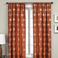 Sutton Rod Pocket Curtain Single Panel
