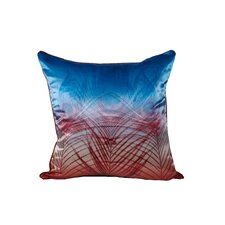 Peacock Accent Pillow (Set of 2)