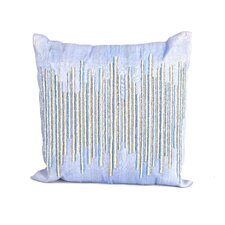 Sea Side Beaded Center Pillow