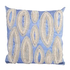Sea Side Eye-Shaped Pillow