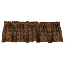 "Cascade Lodge 84"" Curtain Valance"