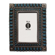 """4"""" x 6"""" Solid Stones Picture Frame (Set of 2)"""