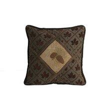 Pine Cones Diamond Polyester Pillow