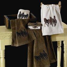 Horse 3 Piece Towel Set