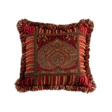 <strong>HiEnd Accents</strong> Lorenza Velvet Pillow
