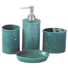Savannah 4 Piece Bathroom Set
