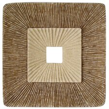 Concave Square Double Layer Wall Décor (Set of 2)