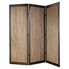 "72"" x 72"" Lahaina 3 Panel Room Divider"