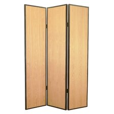 "71"" x 47"" Element 3 Panel Room Divider"