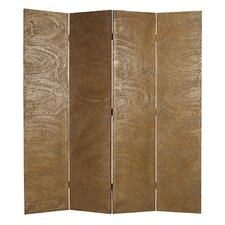 "73"" x 63"" Muse Screen 4 Panel Room Divider"
