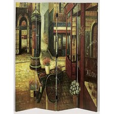 French Quarter Room Divider