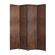 Four Panel Danyl Screen