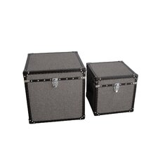 Mandalay Square Trunk (Set of 2)