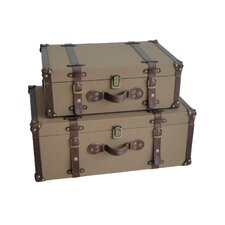 <strong>Screen Gems</strong> Valencia Suitcases (Set of 2)