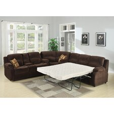 <strong>AC Pacific</strong> Tracy Sleeper Sectional