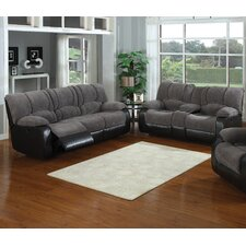 Jagger Sofa and Loveseat Set