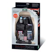 Auto Back Seat Organizer with 6 Pockets