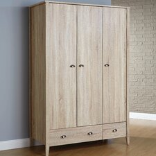 Portwood 3 Door Wardrobe