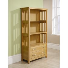 Ashford Kent 2 Drawer Bookcase