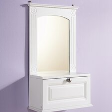 Greek Mirror Cabinet
